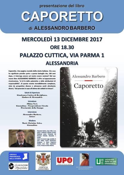 Caporetto,di Alessandro Barnero