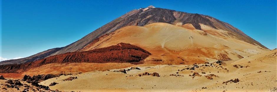 Pico Teide – via Refugio deAltavista