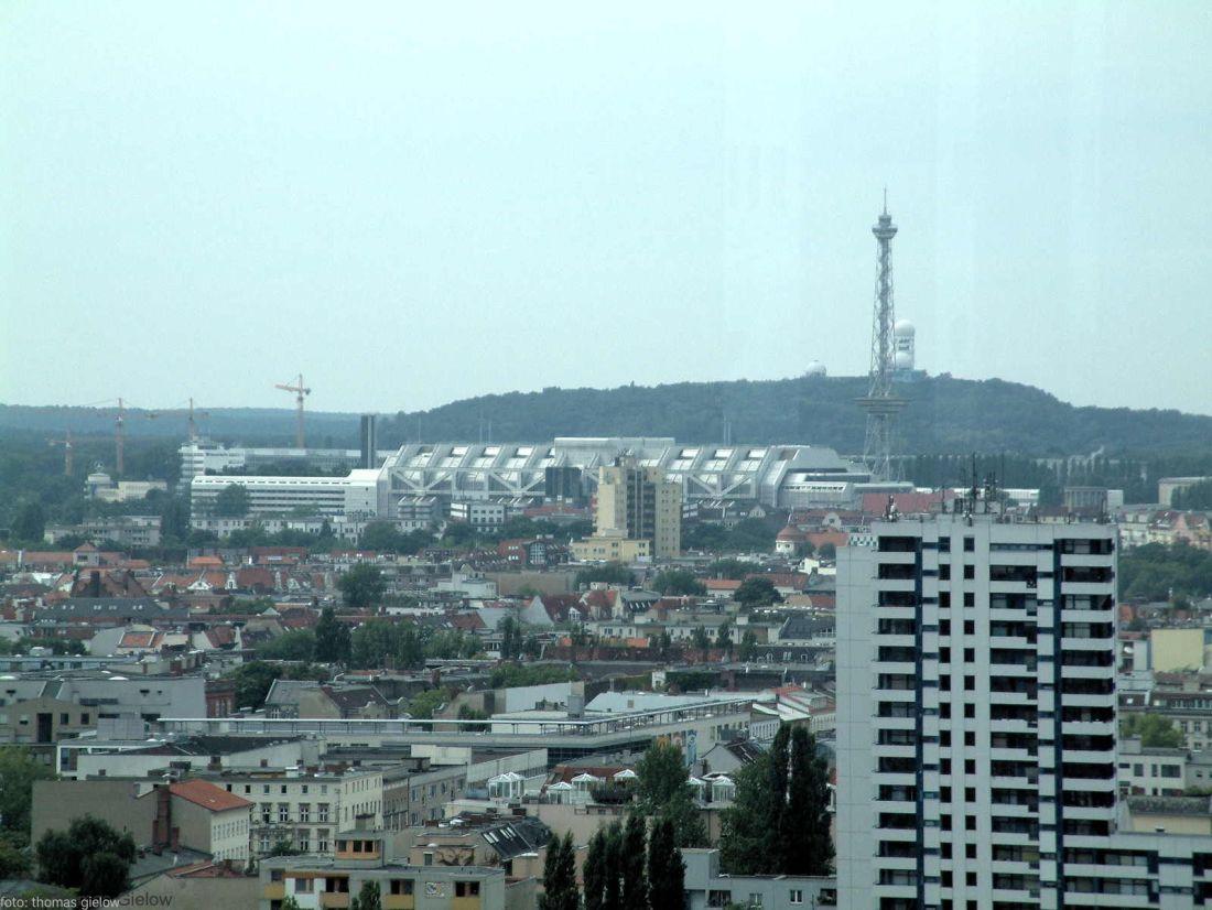 ICC - Funkturm - Teufelsberg