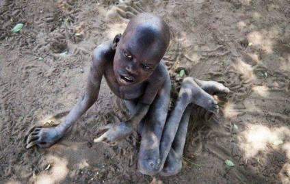 Io bambino nero