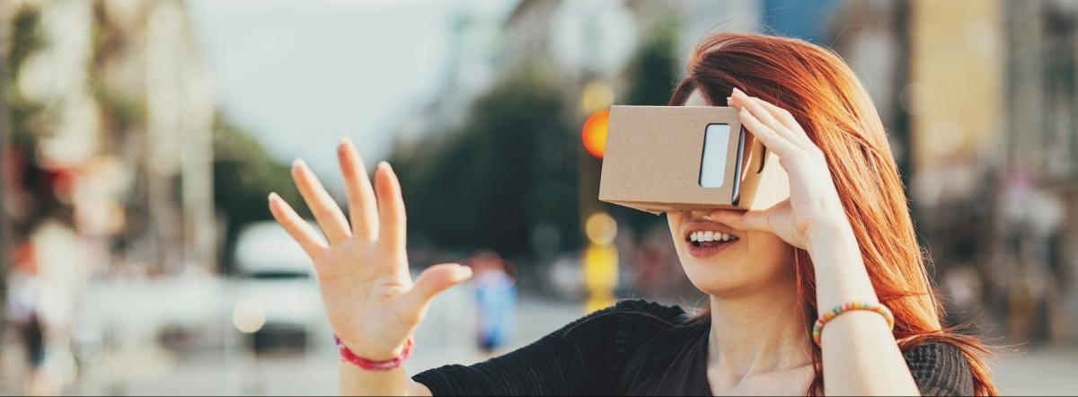 La realtà virtuale entra in casa con cercoalloggio.com