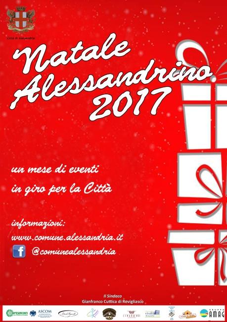 programma Natale Alessandrino 2017