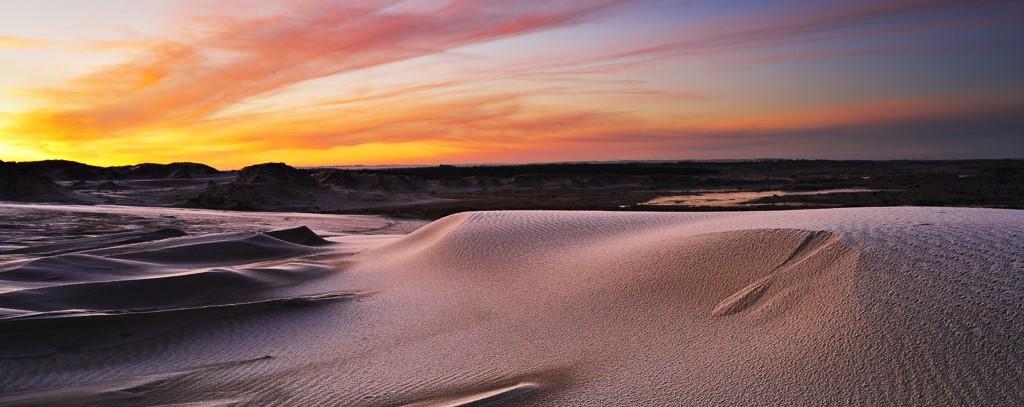 Tra le dune dellaDanimarca