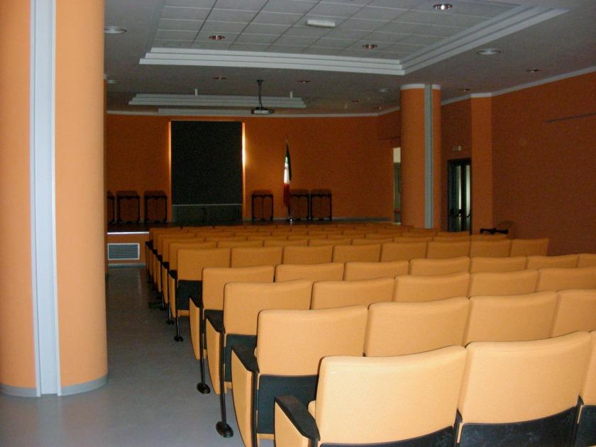 Teatro della Juta Interno