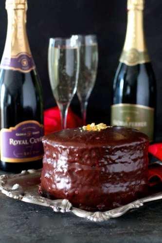 torta-champagne