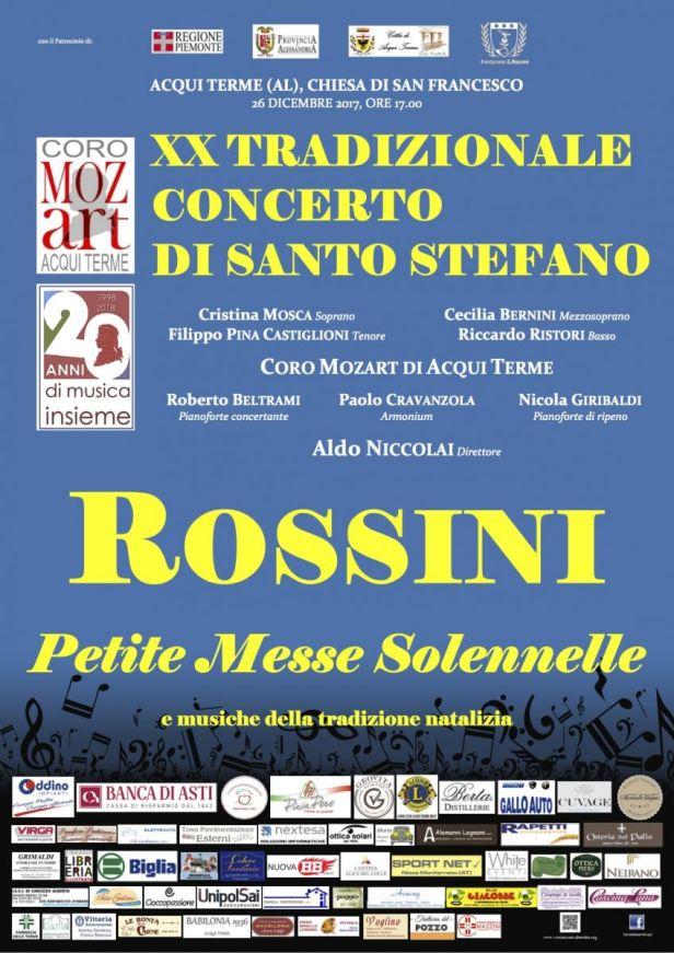 XX Man Concerto Coro Mozart
