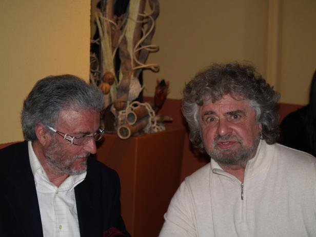 Balza e Grillo