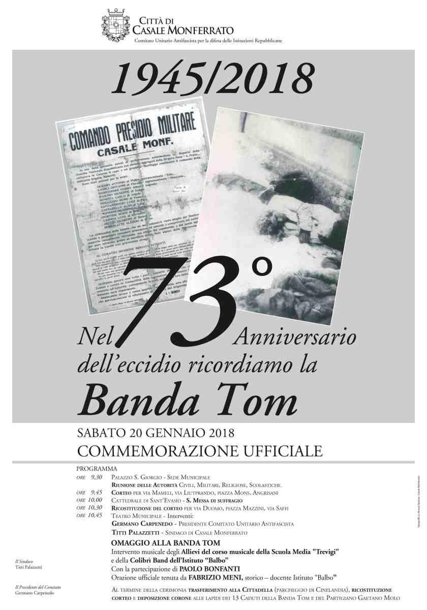 Banda Tom 2018
