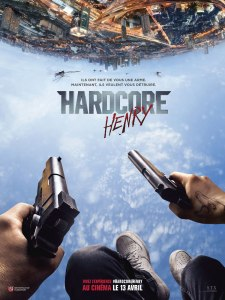 Affiche du film Hardcore Henry