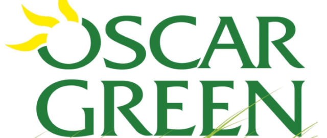 Made Oscar-Green logo