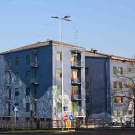 Murales piazza Gobetti Street art