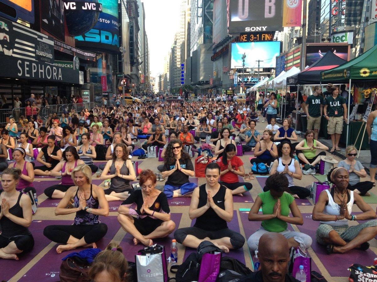 Yoga o meditazione? Ancheno