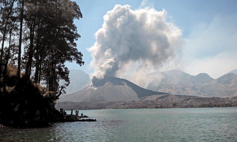 A Bali l'allerta è massima per l'eruzione del vulcanoAgung!