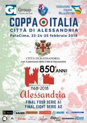 Basket coppa GIORNALINO COPPA ITALIA 2018