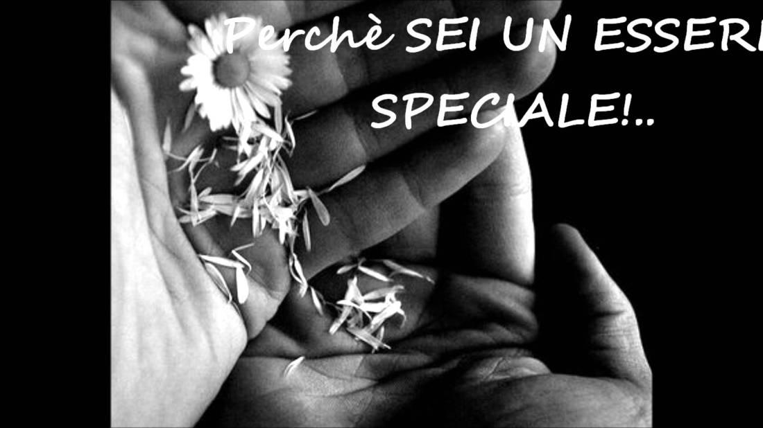 essere speciale