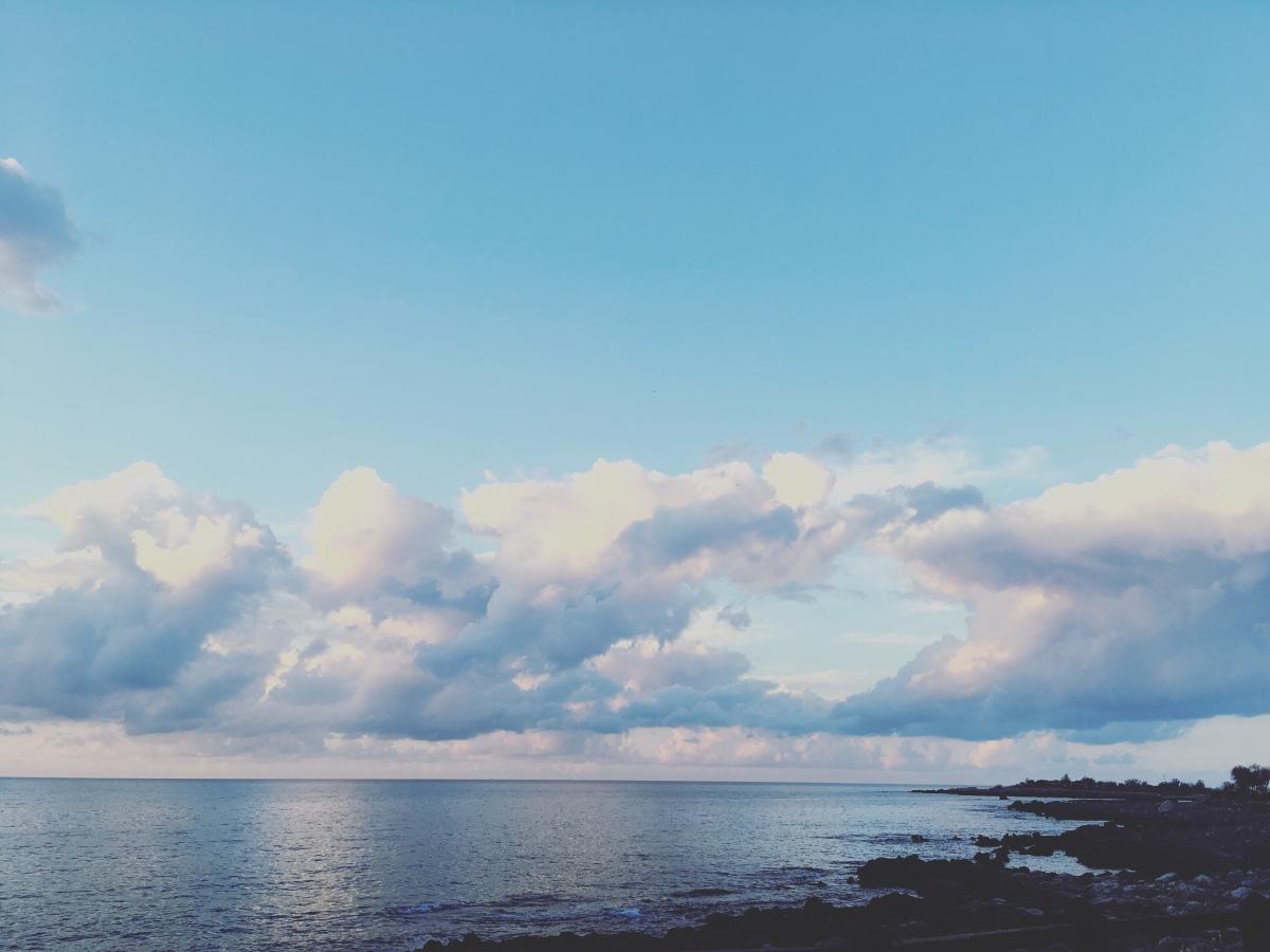 Lettera al mare