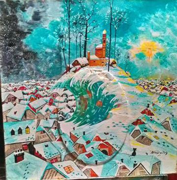 nevica semprea fine gennaio