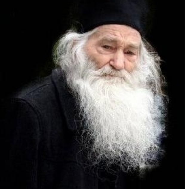 Părintele arhimandrit JustinPârvu