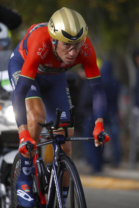 7th stage of the Tirreno-Adriatico 2018 cycling race