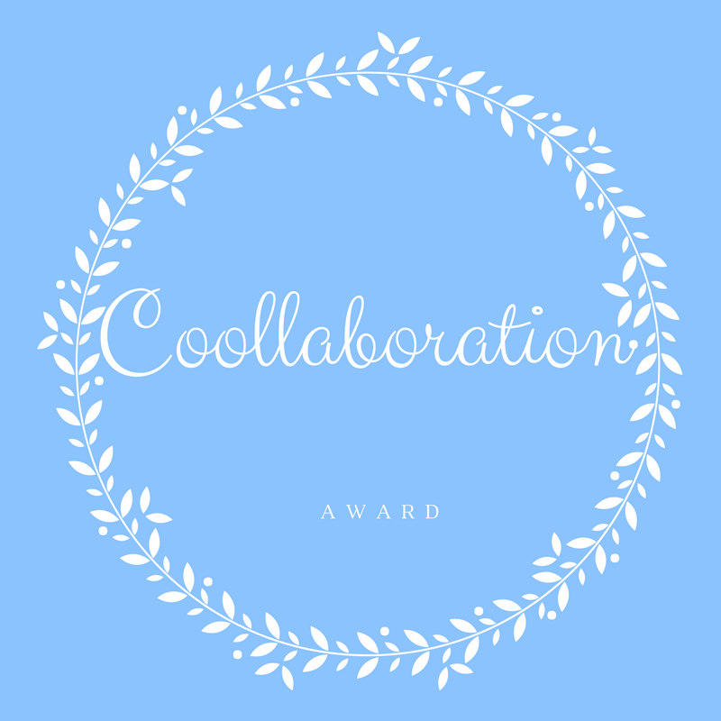 NEW Coollaboration AWARD!