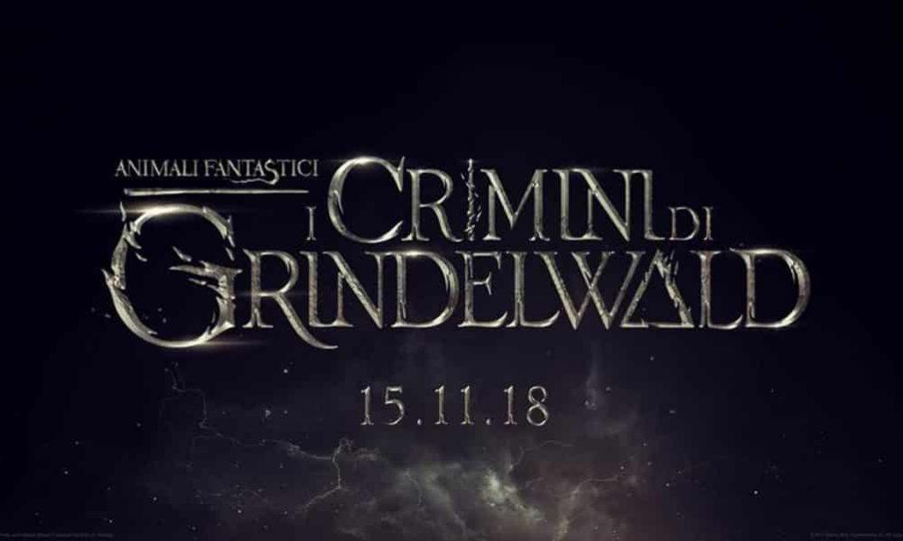 "Il magico teaser trailer di ""Animali fantastici – I crimini di Grindelwald""…"