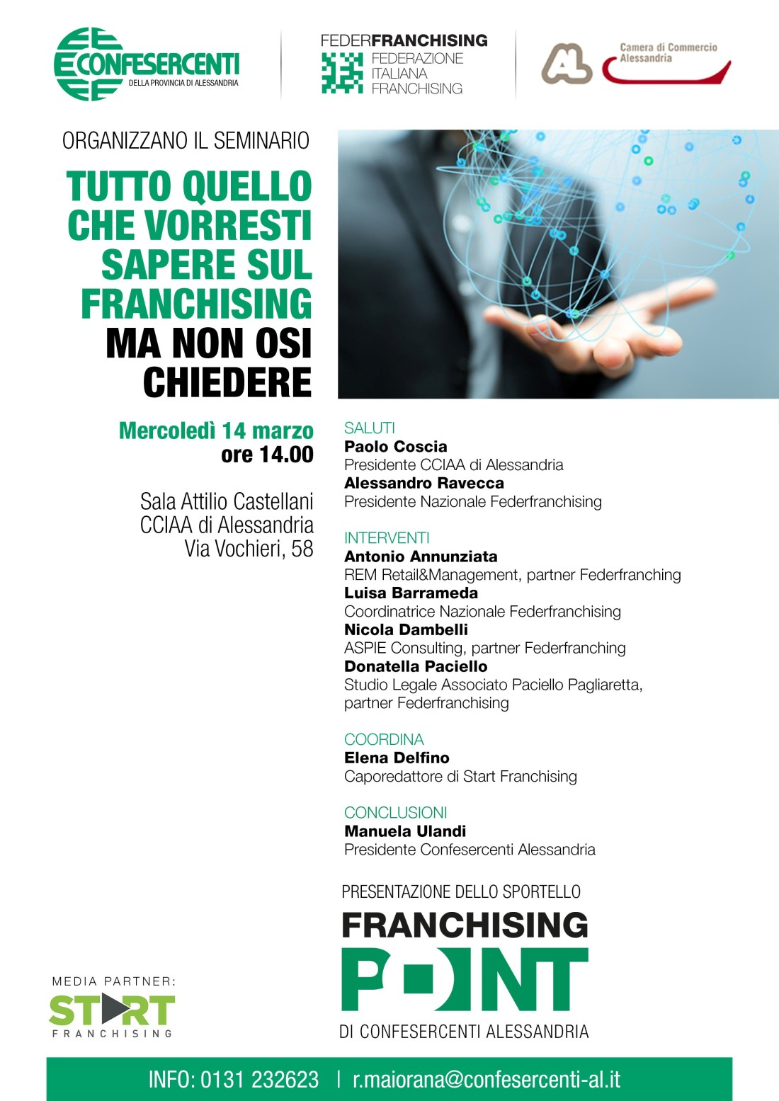 Feder FPOINT ALESSANDRIA