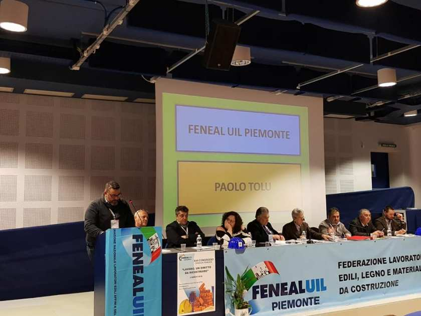 feneal uil congresso 2018