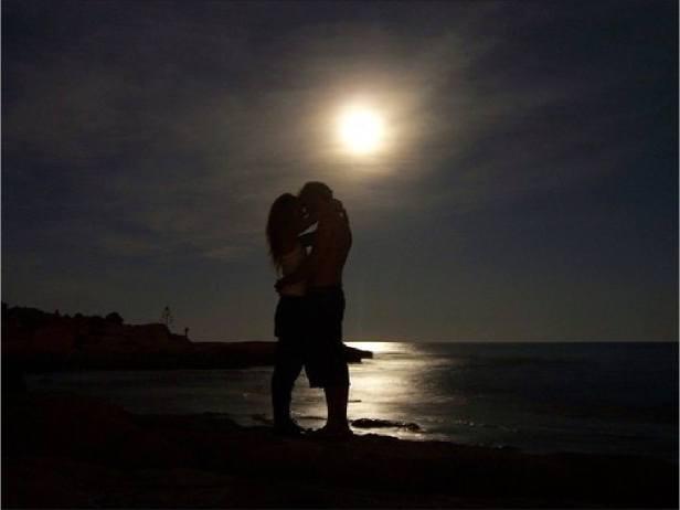 Noi e la luna