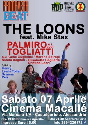 primavera beat 2018 locandina