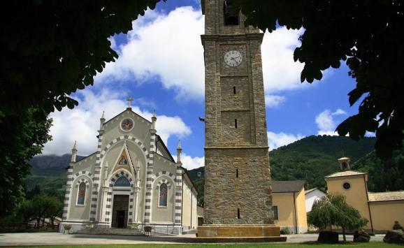 Santo Stefano dAveto