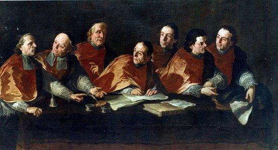 al canonici Guala
