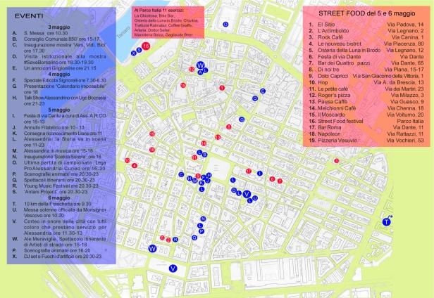 cartina pieghevole copia