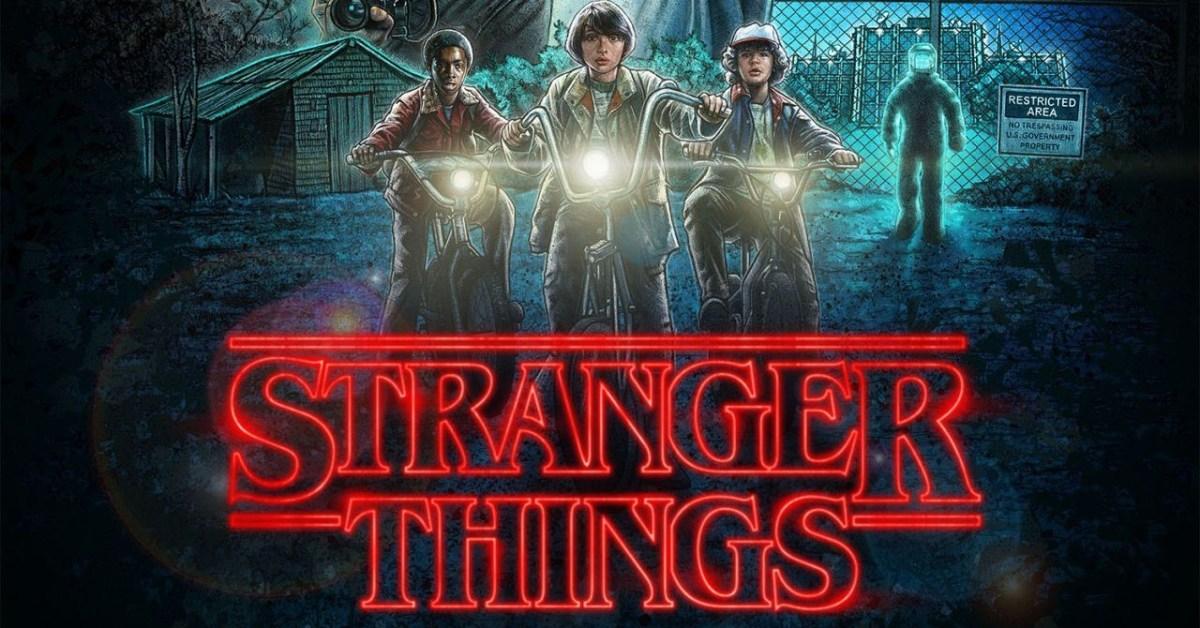 Stranger Things –Recensione