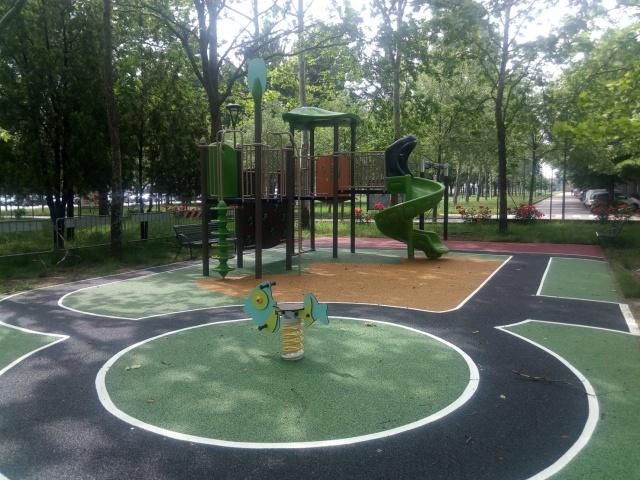 area Giardini viale Giolitti