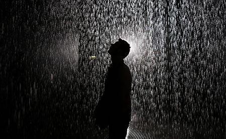 C'era la pioggia quella sera