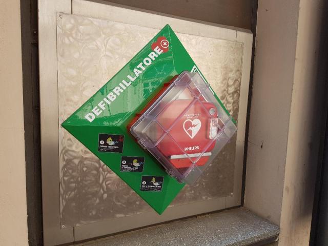 Defibrillatore URP