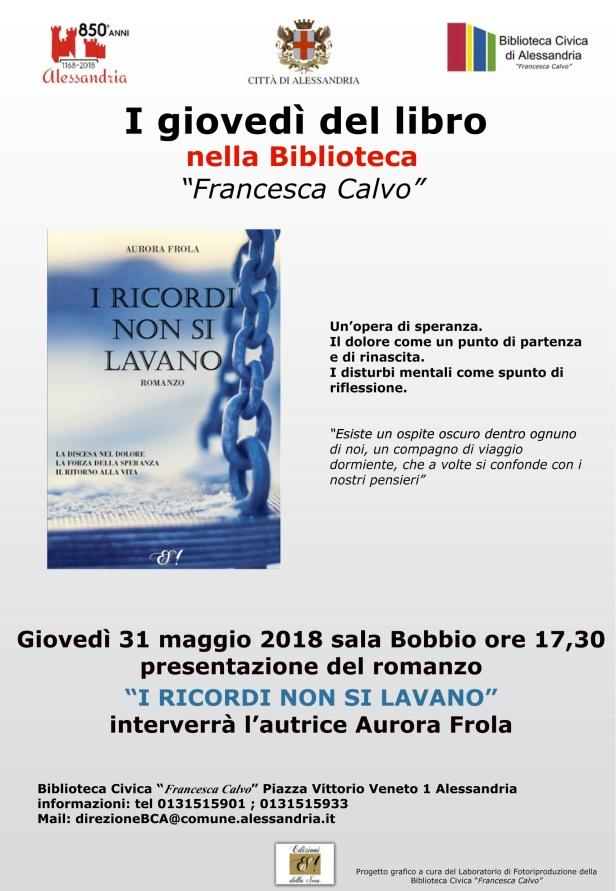 evento LOCANDINA FROLA 31-05