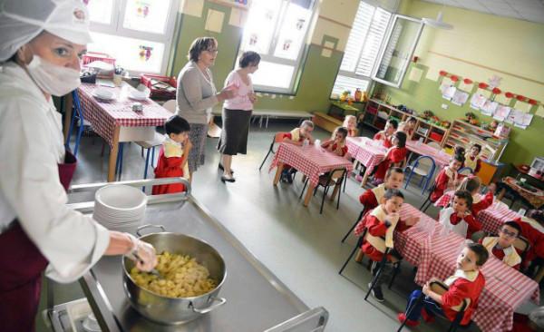 il pane refezione-scolastica