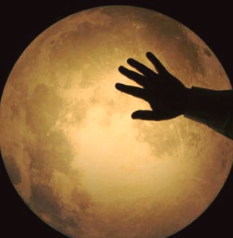 In una dimora di luna