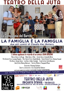 la Locandina Famiglia Barchì