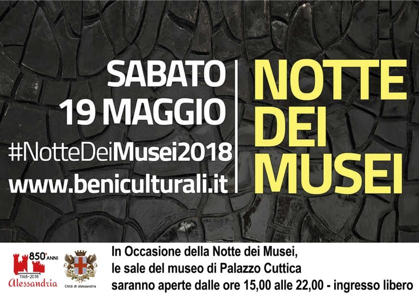 notte musei2018