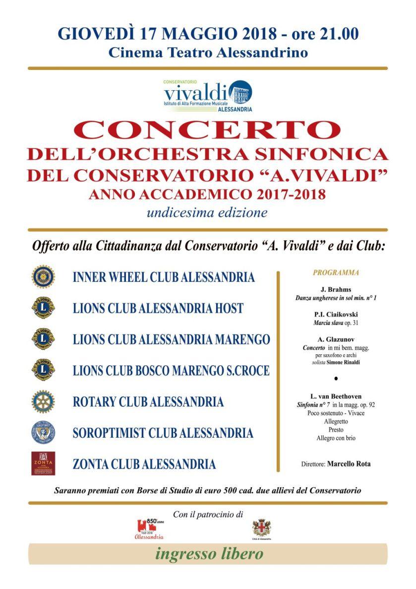 Orchestra Teatro Alessandrino 17mag2018