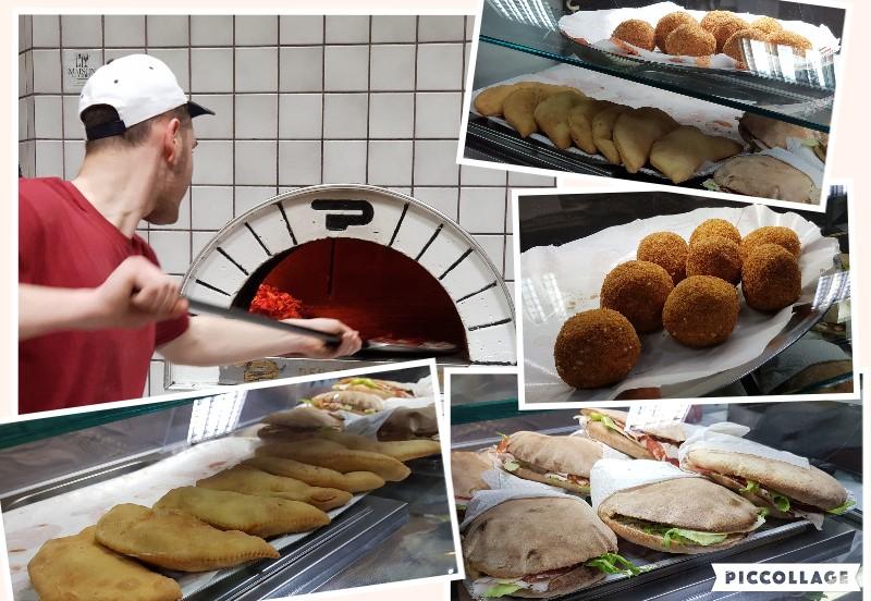 Pizza: l'esperienza delgusto