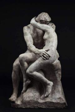 Rodin bacio