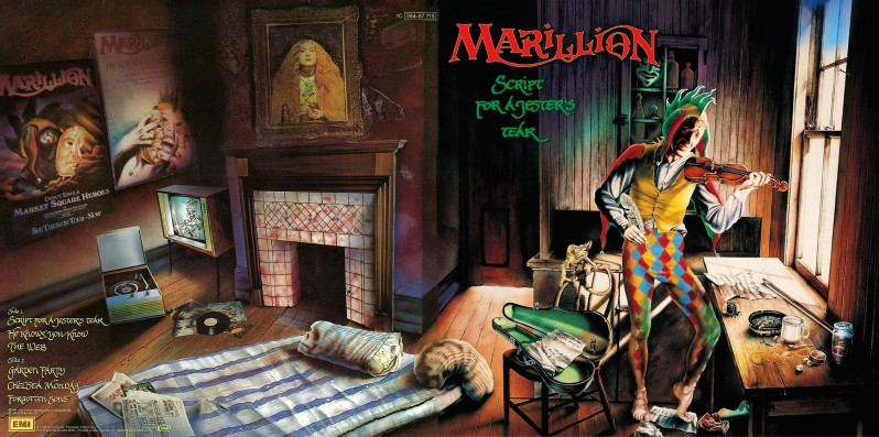 Marillion – Chelsea Monday(1983)