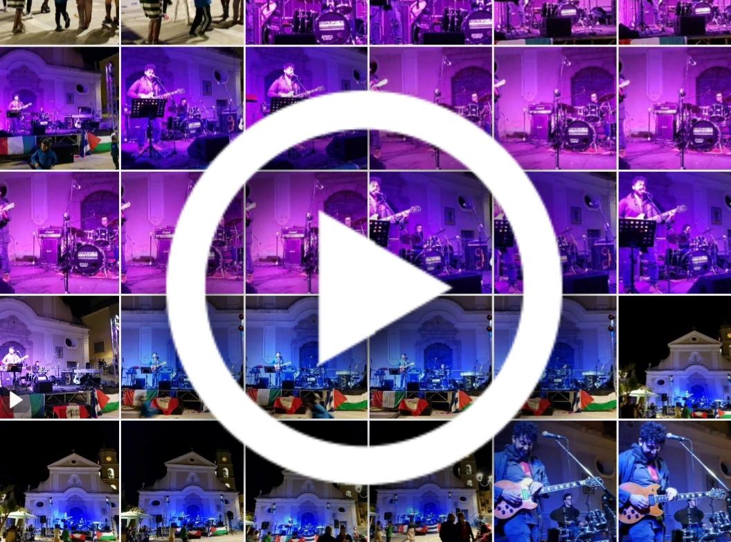 (Video) VdA Music Potlach, il Cilento unito cheresiste