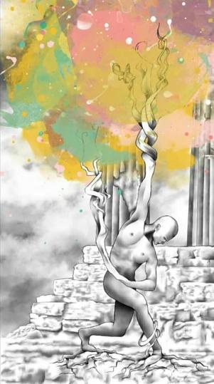 Dancin' trees (detail) - Annachiara Chezzi