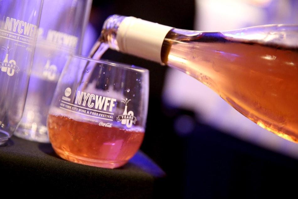 NYC Wine & Food Festival –                          New York, 11-14 October2018
