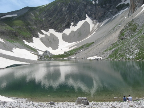Lago specchio