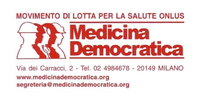 Solvay Presidio Medicina Democratica 20 giugno Tribunale Torino